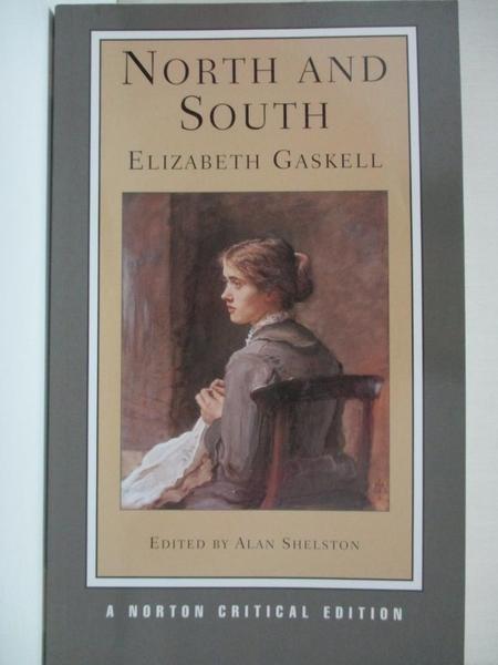【書寶二手書T1/原文小說_IE9】North And South: An Authoritative Text Contents Criticism