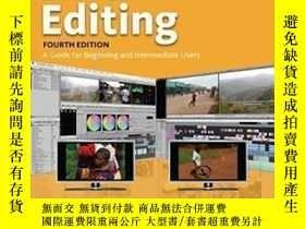 二手書博民逛書店Avid罕見Editing, Fourth Edition-狂熱編輯,第四版Y436638 Sam Kauff