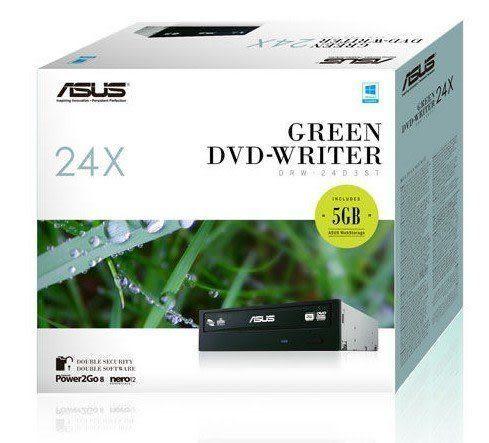 【台中平價鋪】全新 ASUS 華碩 DRW-24D3ST SATA DVD 燒錄機 一年保固