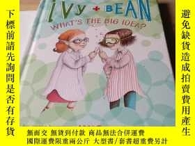 二手書博民逛書店ivy+bean罕見whats the big ideaY168