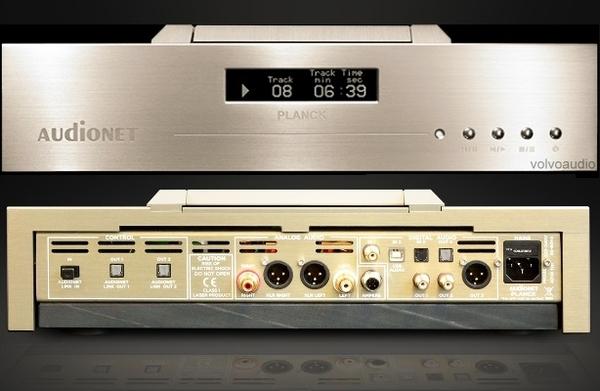 名展音響 德國Audionet PLANCK CD播放機 新竹音響專賣