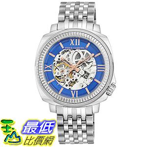 [106美國直購] Vince Camuto Stainless Steel Blue Dial Men s Watch 男士手錶