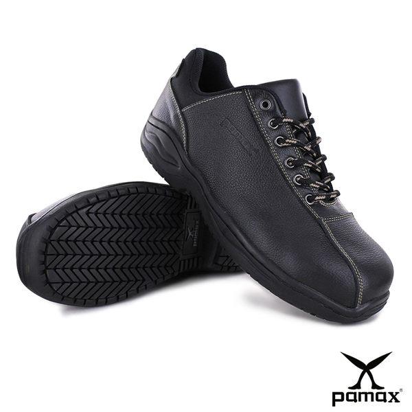 PAMAX 帕瑪斯【安全鞋專家】 ★頂級皮革安全鞋★輕量型鋼頭工作鞋★有特大尺碼 ※ P03301H男女
