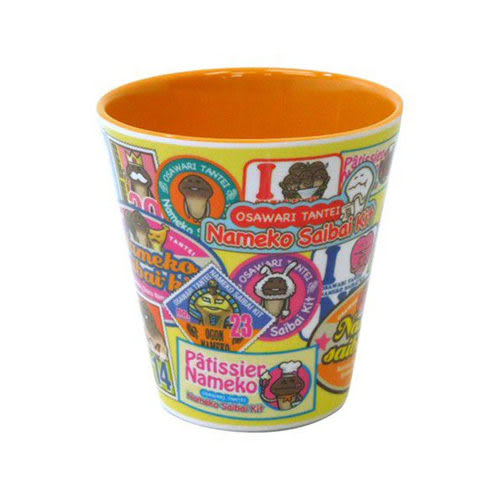 《Kcompany》菇菇栽培研究室美耐皿杯(標記)★funbox★ NA32847