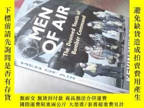 二手書博民逛書店Men罕見of Air:The Doomed Youth of Bomber Command(Bomber War