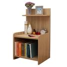簡易床頭櫃簡約現代床櫃收納小櫃子組裝儲物櫃宿舍臥室組裝床邊櫃WY【快速出貨】