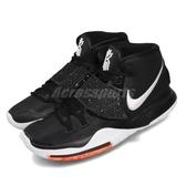 Nike 籃球鞋 Kyrie 6 EP 黑 白 男鞋 Irving 6代 KI6 運動鞋【PUMP306】 BQ4631-001