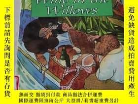 二手書博民逛書店Wind罕見in the willows:柳暗花明Y212829