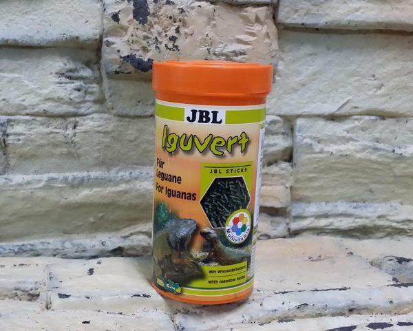 【西高地水族坊】德國JBL 鬣蜥專用飼料(Iguvert) 250ml