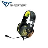 【南紡購物中心】【Alcatroz】星際幻彩系列 電競耳機麥克風_HP-5000