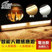 智能夜燈 LED紅外線感應櫥櫃燈【N6207】