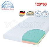 【預購-10/1出貨】德國 Julius Zoellner 3 Air 嬰兒床墊120x60cm(送天絲床包,顏色隨機)