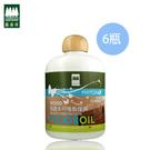 【綠森林】芬多精木質保養精油800ml六瓶組