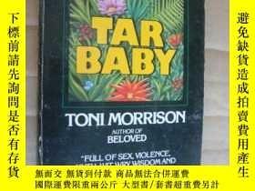 二手書博民逛書店Tar罕見Baby - Toni Morrison 《瀝青男孩》