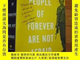 二手書博民逛書店The罕見People of Forever Are Not Afraid (毛邊)Y255351 Shani