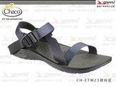 【速捷戶外】Chaco涼鞋 -美國專業戶外休閒涼鞋 Mighty Sadal CH-ETM23男 (碳粉藍)