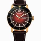 CITIZEN 星辰 光動能日曆手錶-43.5mm AW0079-13X