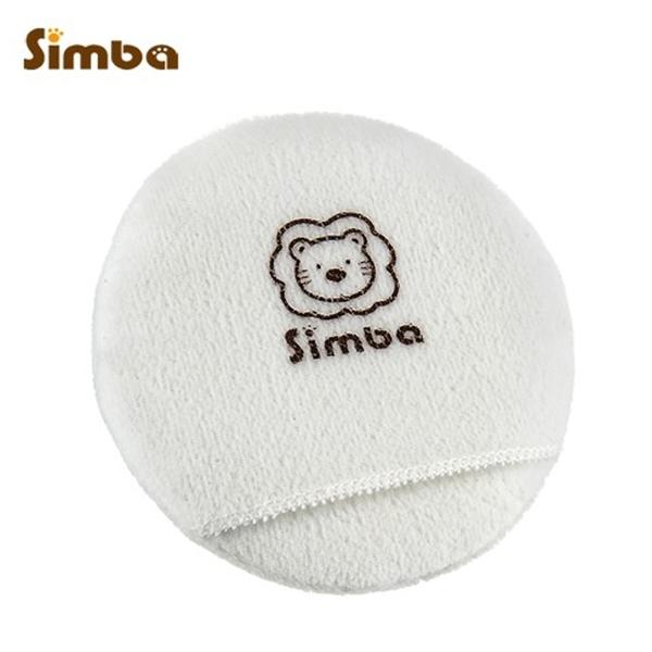 小獅王辛巴 Simba 極柔感粉撲 2214 粉餅