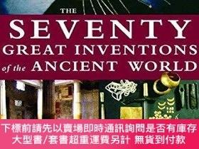 二手書博民逛書店The罕見Seventy Great Inventions Of The Ancient World-古代世界七十