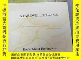 二手書博民逛書店A罕見Farewell to ArmsY21714 Ernest