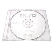 ◆免運費◆DigiStone 光碟片收納盒 12cm 單片裝超薄(5mm) CD/DVD 硬殼收納盒-全透明色/透明底X 25PCS