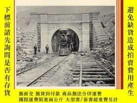 二手書博民逛書店A罕見Pinprick of Light: The Troy & Greenfield Railroad and
