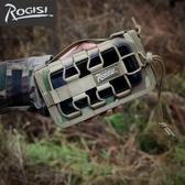 新款ROGISI陸杰士 軍迷戰術手包野營工具包戶外男女錢包配包10P34