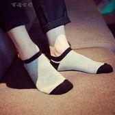 男士短襪男船襪防臭棉襪春夏季薄款