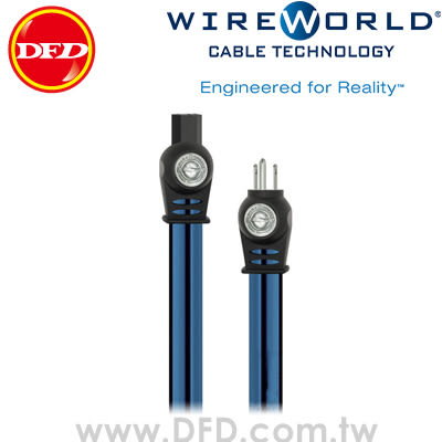 WIREWORLD STRATUS 7 雲層 1.0M Power Cord 電源線 原廠公司貨