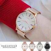 韓國WEIYA時光小偷金屬米蘭鍊帶手錶【WWY09898】璀璨之星☆
