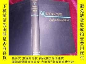二手書博民逛書店WESTERN罕見STAR (32開)精裝Y272106 Ste