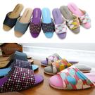 【333家居鞋館】台灣製風格室內皮拖鞋(多款多色任選)