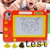 兒童畫畫板磁性寫字板寶寶嬰兒玩具1-3歲2幼兒繪畫涂鴉板一件免運