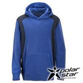 PolarStar 中性 連帽刷毛保暖衣 『寶藍』P15209