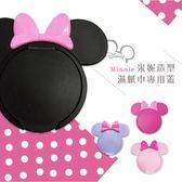 日本 Disney 迪士尼 米妮 濕紙巾專用蓋 可重複黏貼 隨機出貨【K4003802】