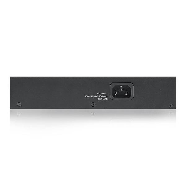 合勤 ZYXEL GS1100-16 v3 無網管giga交換器