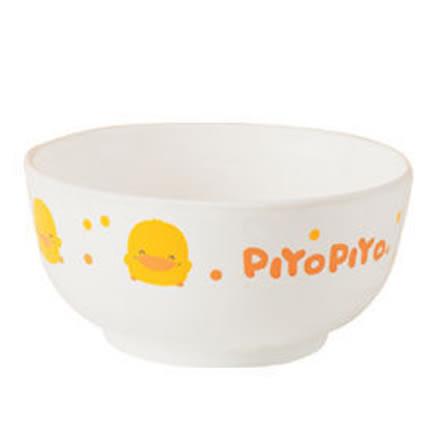 黃色小鴨 PiYO PiYO 圓碗(微波爐專用)