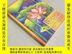二手書博民逛書店The罕見Blooming of a Lotus:guided meditation exercises for