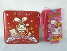 【震撼精品百貨】 Bunny King_邦尼國王兔~姓名牌/零錢包『附繩』