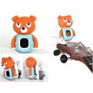 【敦煌樂器】aNueNue U900BT 野熊造型調音器 (夾式)/烏克麗麗專用夾式調音器