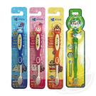波力 立體兒童牙刷(3歲以上)-4款可選【佳兒園婦幼館】