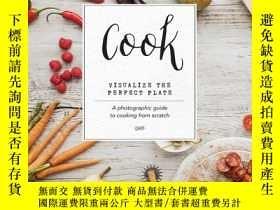 二手書博民逛書店Cook:罕見Visualize the Perfect Pla