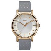 TIMEX 天美時 女錶(TXTW2R27400) Style風格系列