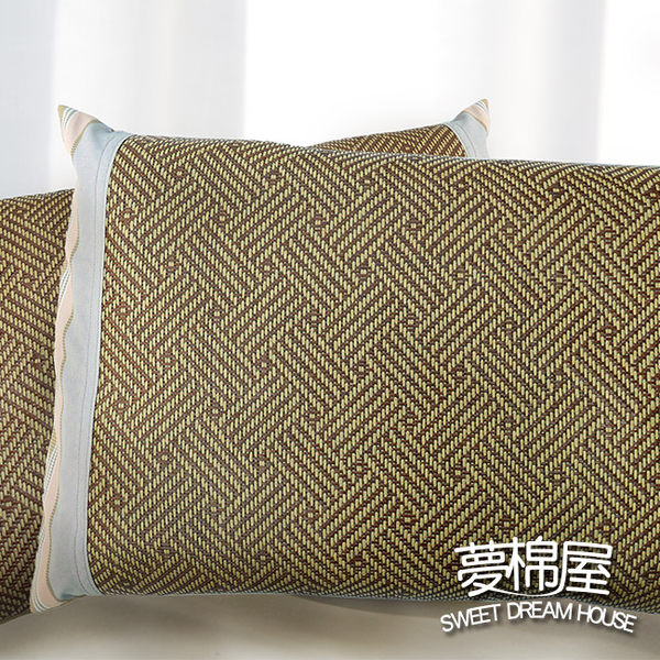 夢棉屋 綠豆殼透氣健康枕 一入