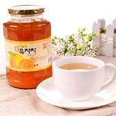 韓國嚴選黃金柚子茶1KG/罐【愛買】