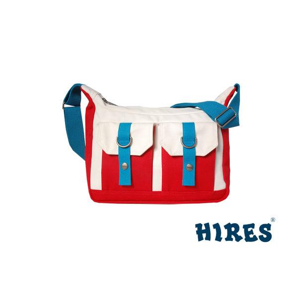 HIRES-紅白勝利系列-斜背包