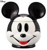 日本限定 迪士尼 米奇 陶瓷 附蓋 馬克杯