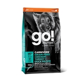 go! 高肉量無穀系列 雞肉鮭魚 成犬配方 22磅