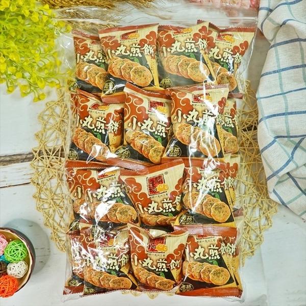 小丸日式煎餅-海苔 (20gx20包)【4715682010136】(台灣零食)