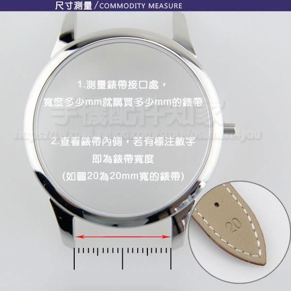 【米蘭尼斯錶帶】22mm Samsung Gear S3 Classic/Moto360 2代 46 /ticwatch 1  智慧手錶專用錶帶/手錶腕帶用-ZW